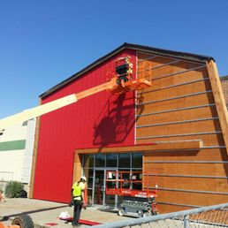 Photo Of Tek Roofing Company   Eau Claire, WI, United States. Steel Siding