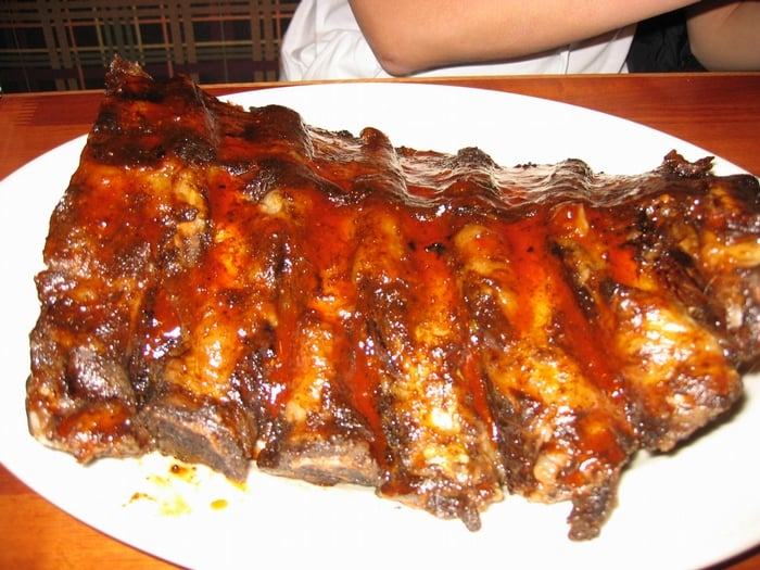 Full Rack Of Beef Ribs Yelp