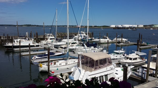 Dimillo S On The Water Seafood Old Port Portland Me