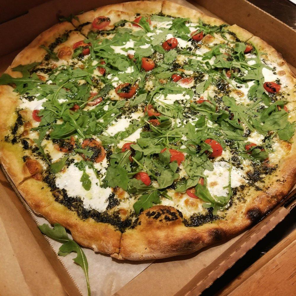 Tigas Artisan Pizzeria