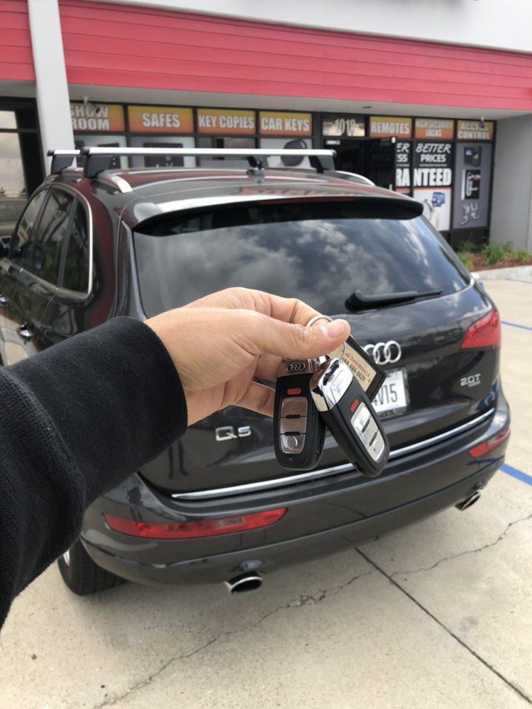 California Keys Locksmith