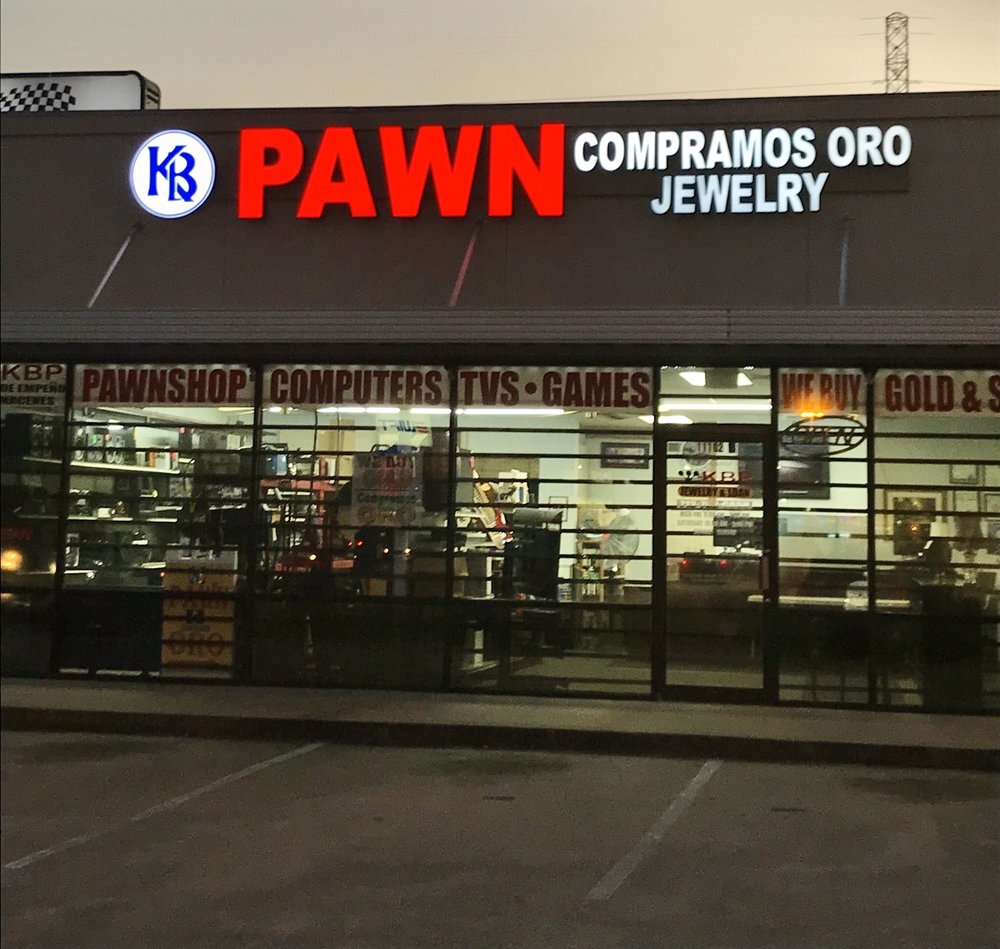 KB PAWN shop and Jewelry