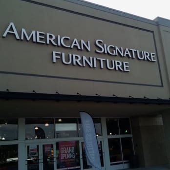 Photo Of American Signature Furniture   Kennesaw, GA, United States. Front  Entrance.