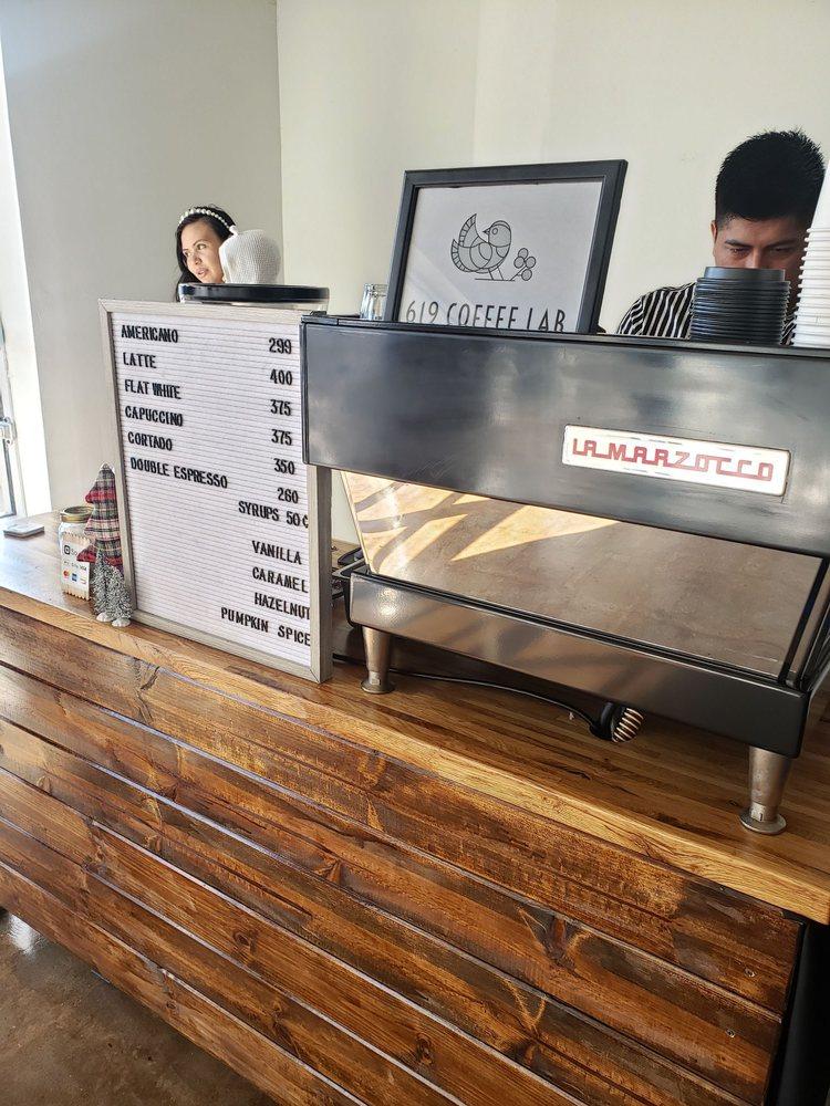 619 Coffee Lab: Houston, TX