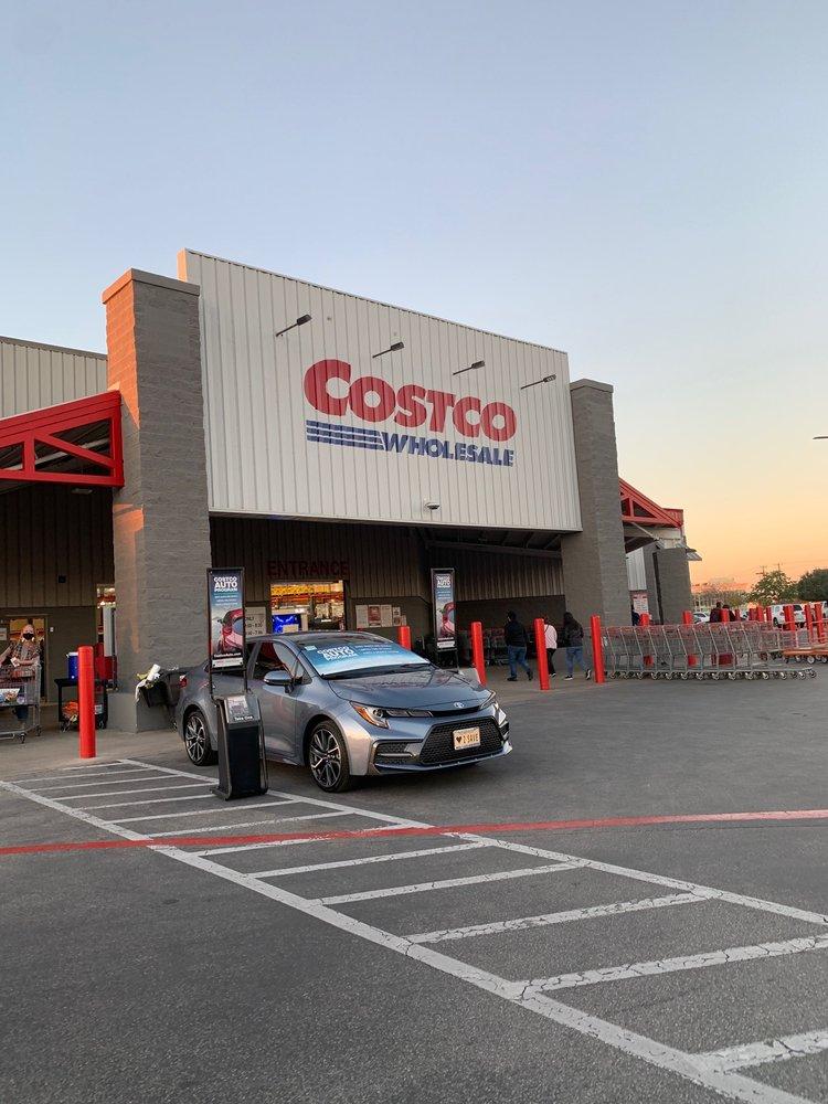 Costco Wholesale: 5611 Utsa Blvd, San Antonio, TX