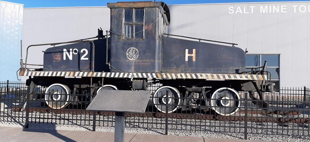 Strataca - Kansas Underground Salt Museum: 3650 E Ave G, Hutchinson, KS