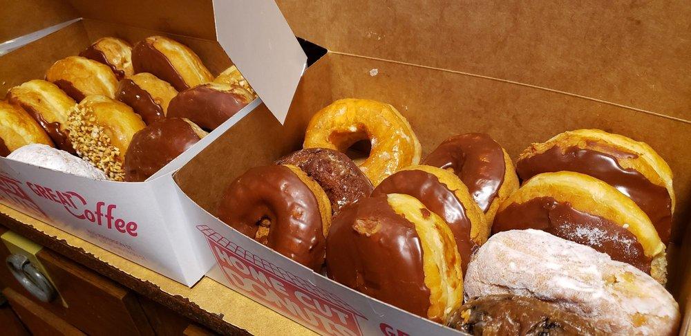Home Cut Donuts: 1317 E Washington St, Joliet, IL