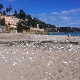 La plage du golfe bleu landmarks historic buildings - Roquebrune cap martin office du tourisme ...