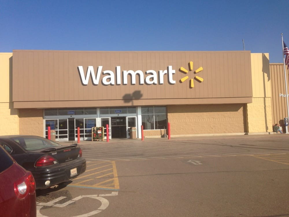 24 Hr Stores Near Me >> Walmart Supercenter - Department Stores - 914 E Oklahoma Blvd, Alva, OK - Phone Number - Yelp