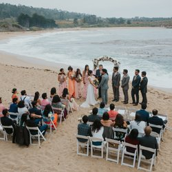 Photo Of Carmel Weddings Ca United States North Monastery Beach Wedding