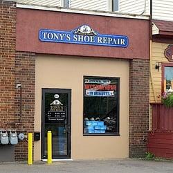 Tonys Shoe Repair Fairport Ny