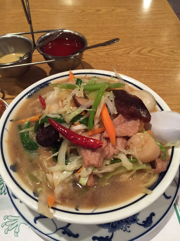 Hot jumbo noodle soup yelp for Hunan gardens chinese restaurant