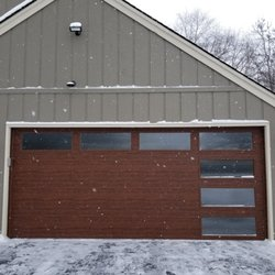 Photo Of Next Door   Elgin, IL, United States. Modern Steel Door With