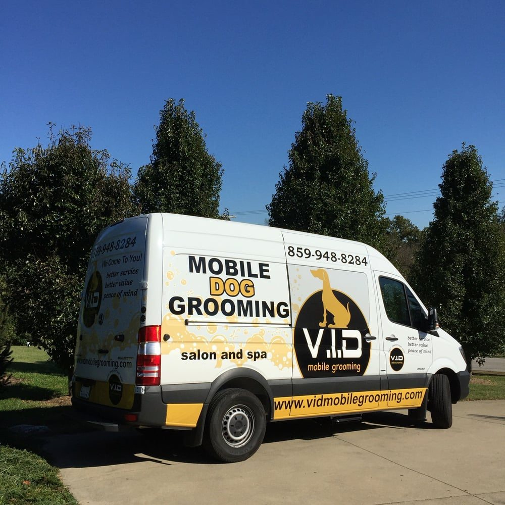 V.I.D Mobile Grooming Salon and Spa: 1019 Industry Rd, Lexington, KY