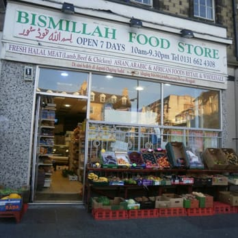 Asian Food Stores Edinburgh
