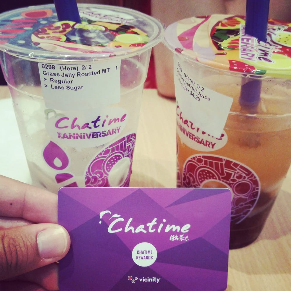 Chatime Points