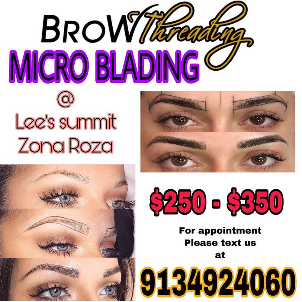 Brow Threading: 9768 Quivira Rd, Lenexa, KS