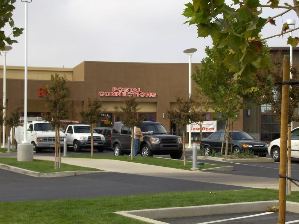 Postal Connections: 731 E Yosemite Ave, Merced, CA