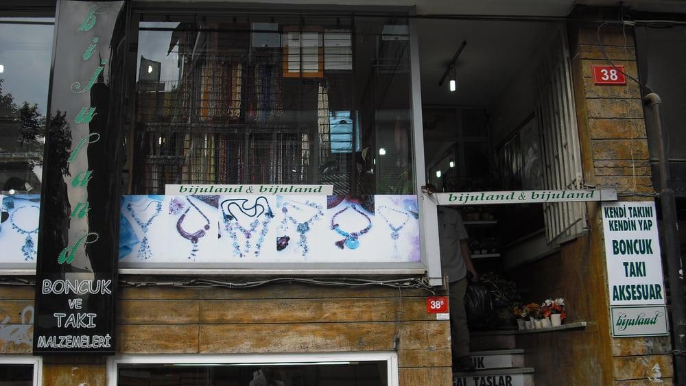 0945e4b704635 Bijuland - Jewelry - Nailbey Sok. No: 38, Osmanağa Mh., Istanbul ...