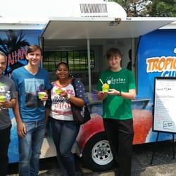 Tropical Chill Hawaiian Ice - Food Trucks - Hilliard, OH