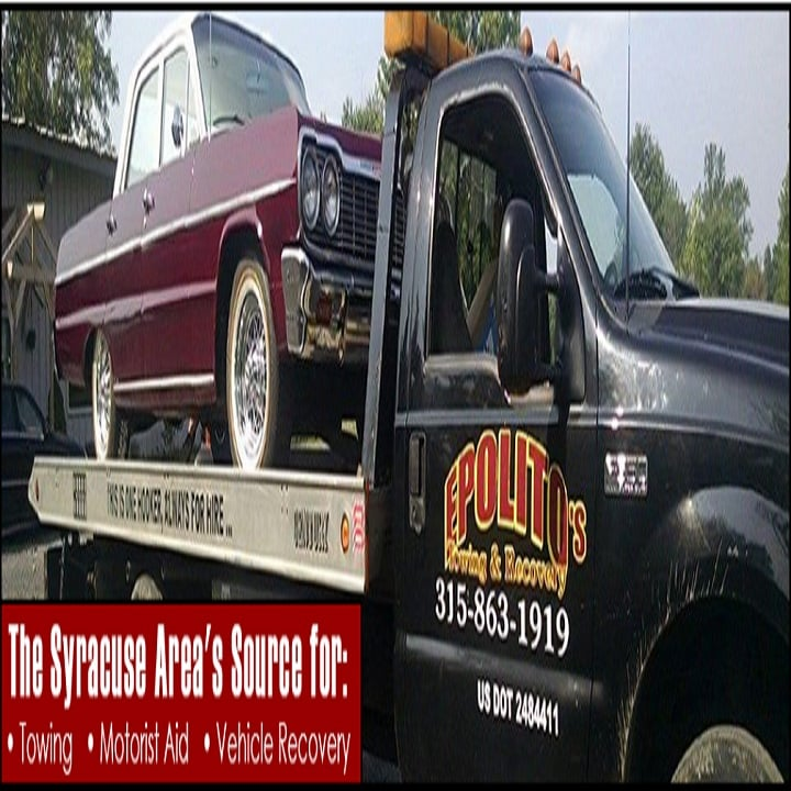Towing business in Galeville, NY