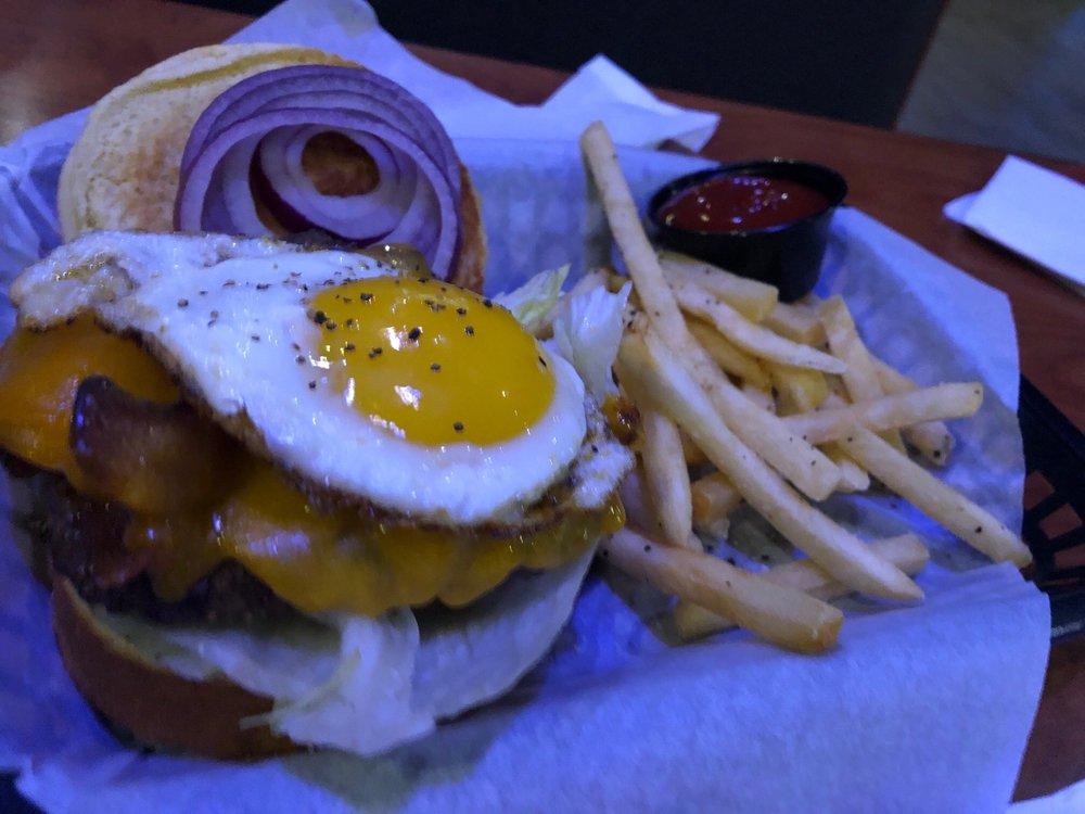 Backwoods Bar & Grill: 210 AZ-260, Payson, AZ