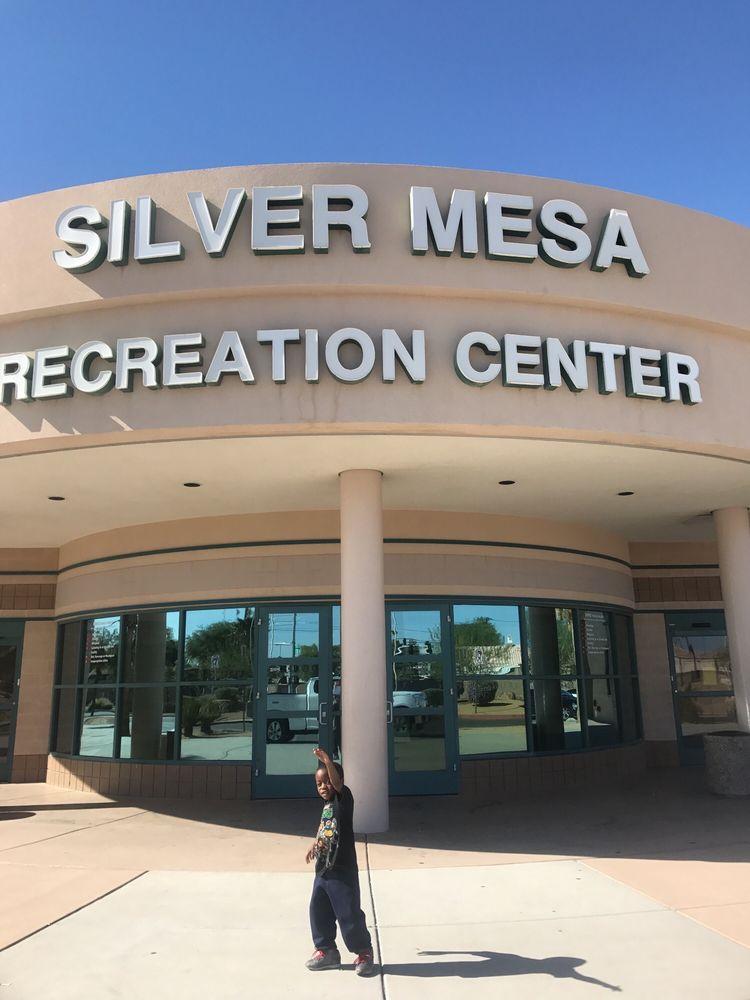 Silver Mesa Recreation Center