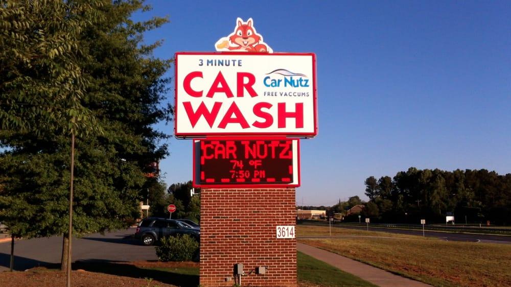 Car Nutz Car Wash Acworth Ga