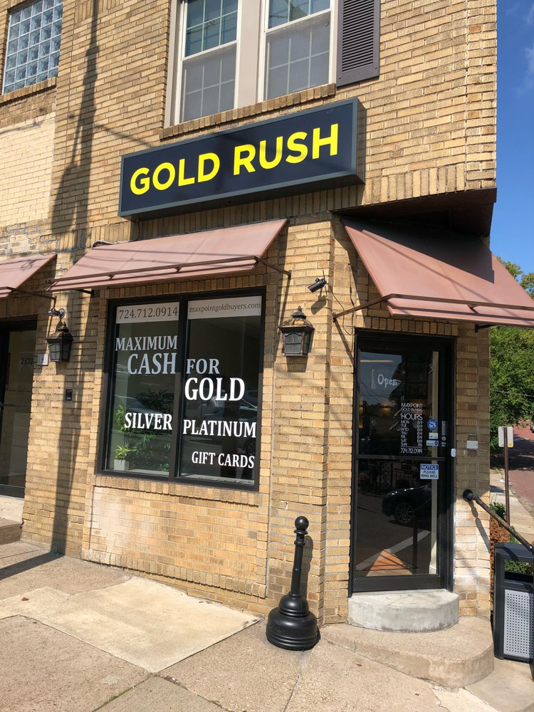 Gold Rush Pittsburgh: 2830 W Liberty Ave, Pittsburgh, PA