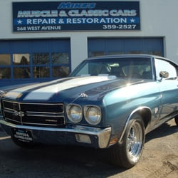 Mike s muscle and classic cars riparazioni auto 368 for Elite motors stamford ct