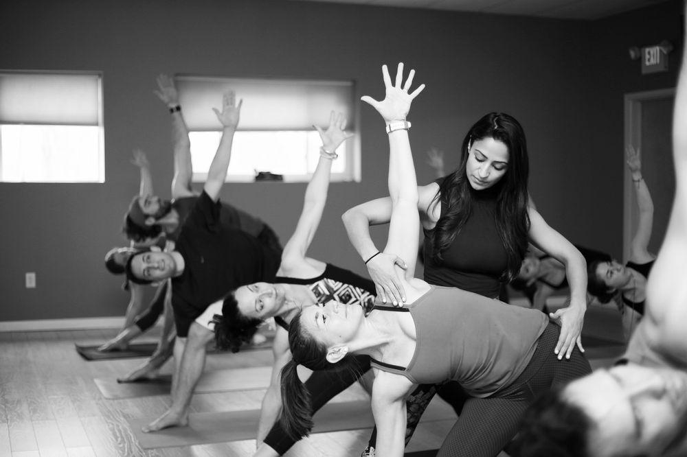 Powerflow Yoga Glen Rock: 530 S Broad St, Glen Rock, NJ