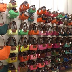 a64418dd248 Photo of Longchamp Outlet - Rosemont, IL, United States. Omg my girls would
