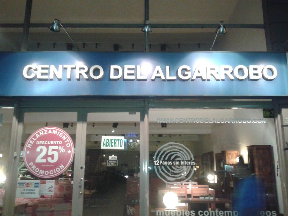 Centro del algarrobo servicios para el hogar av for Centro del algarrobo