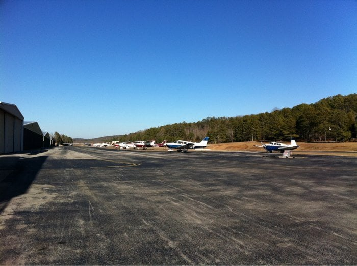 Collegedale Airport: 5100 Bess Moore Rd, Apison, TN