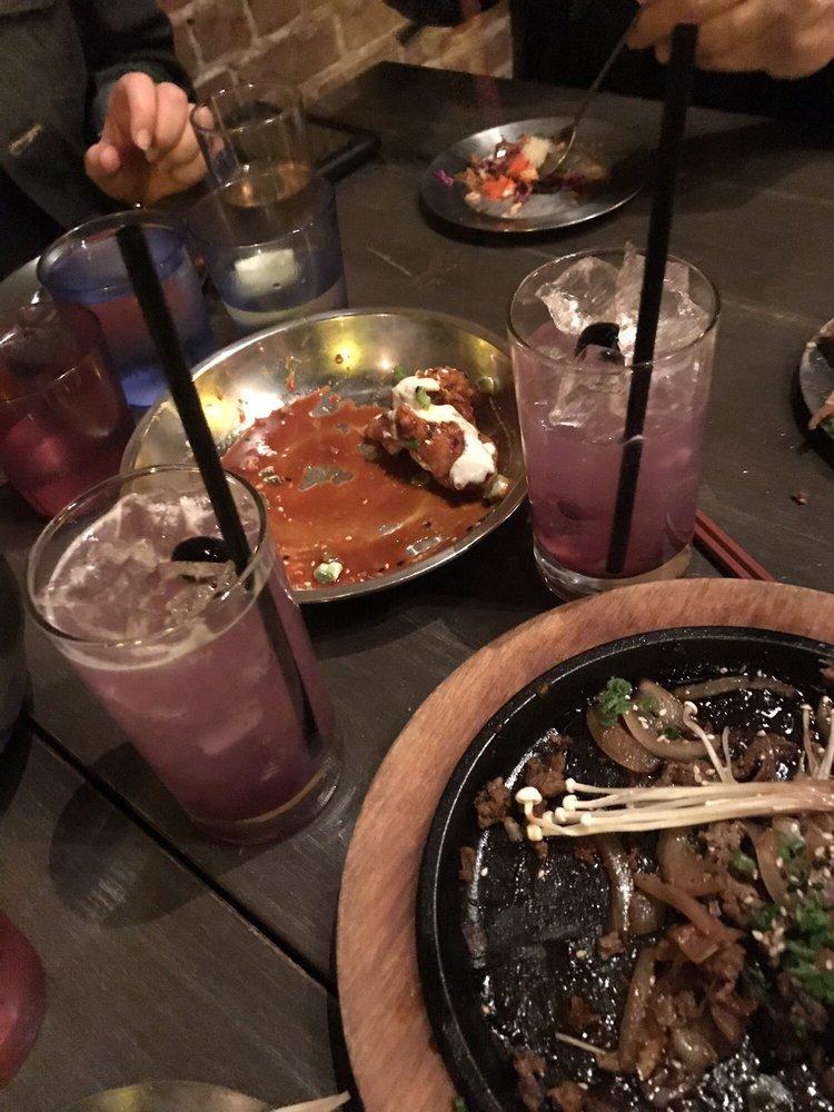 Gaja Korean Bar: 491 Flat Shoals Ave SE, Atlanta, GA
