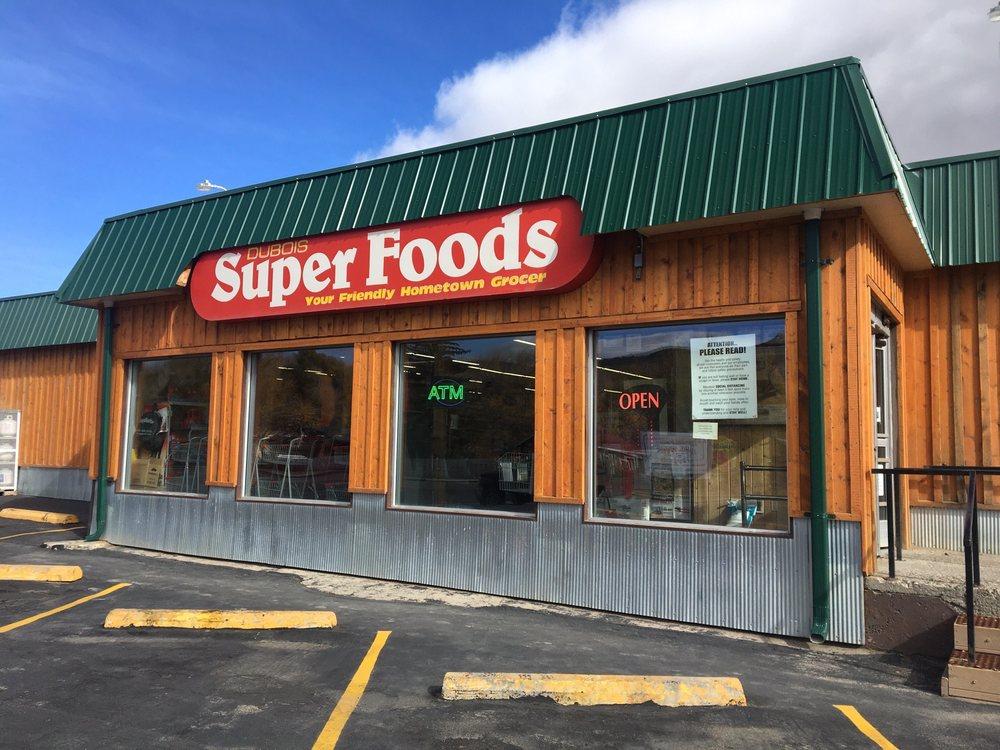 Dubois Super Foods: 610 W Ramshorn, Dubois, WY
