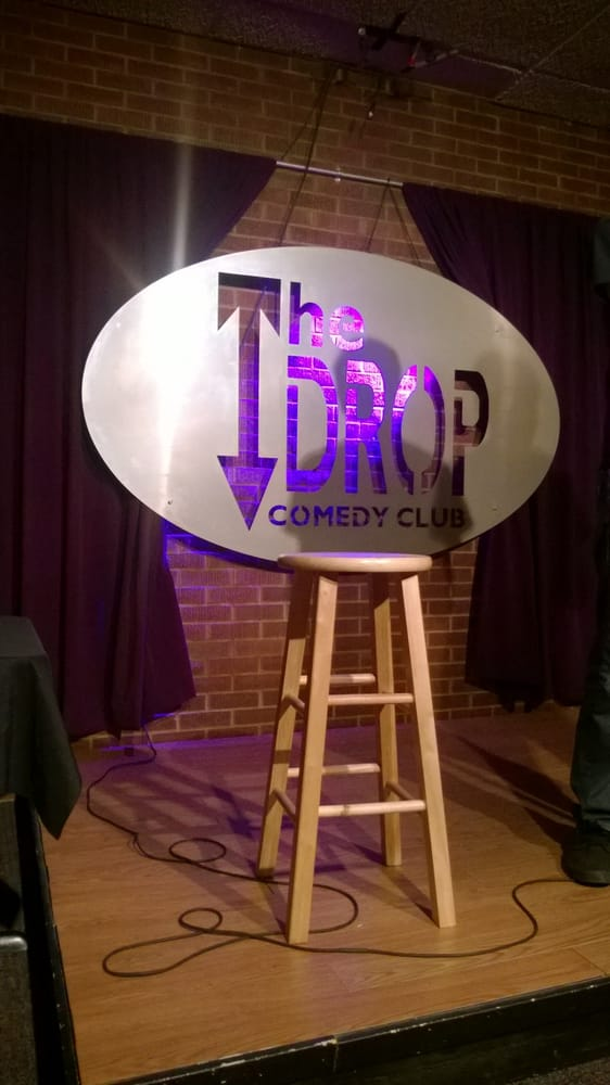 The Drop Comedy Club: 822 S Lafayette Blvd, South Bend, IN