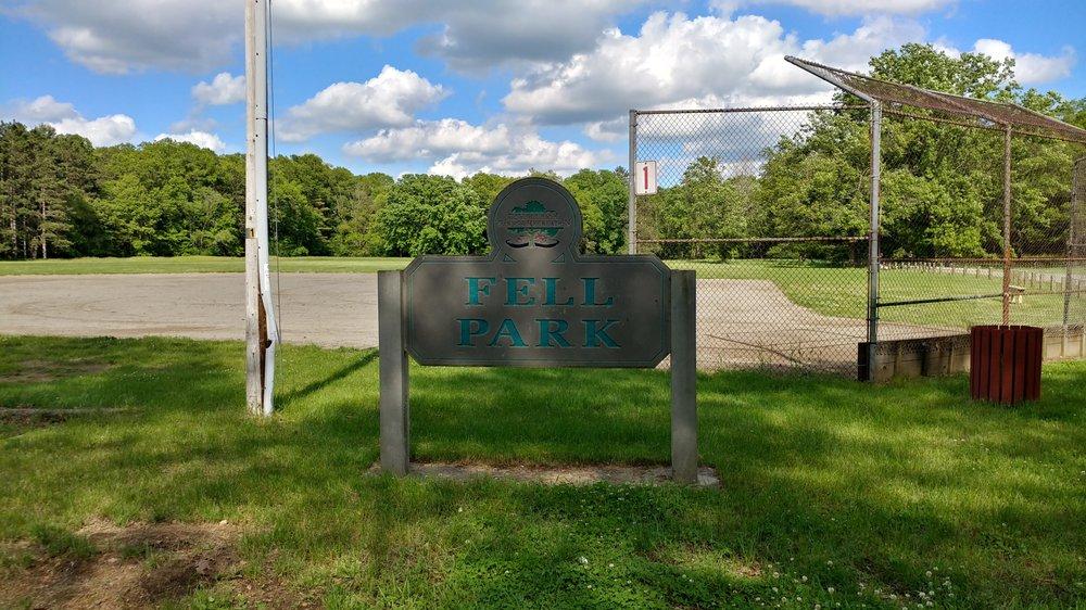 Fell Park: 260 E Willard Ave, Battle Creek, MI