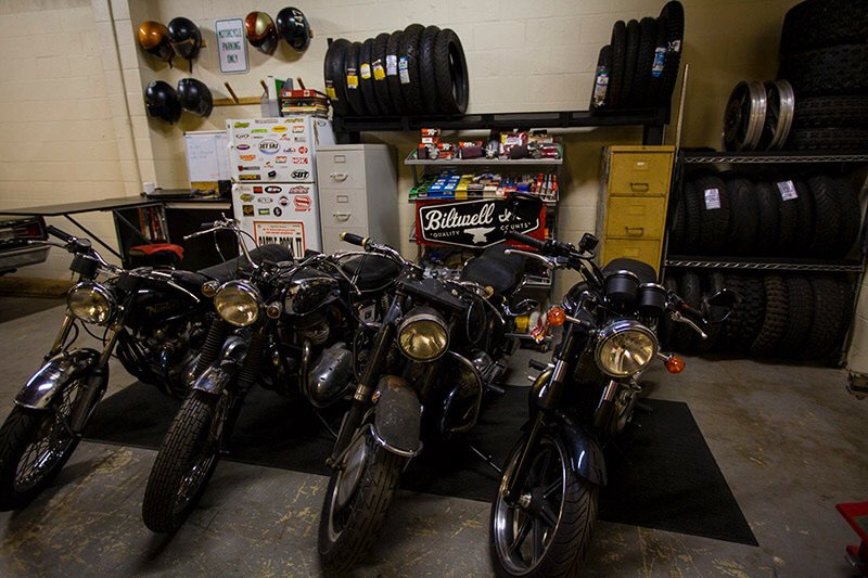 HDR Motorcycle Service: 4015 SE 56th Ave, Portland, OR