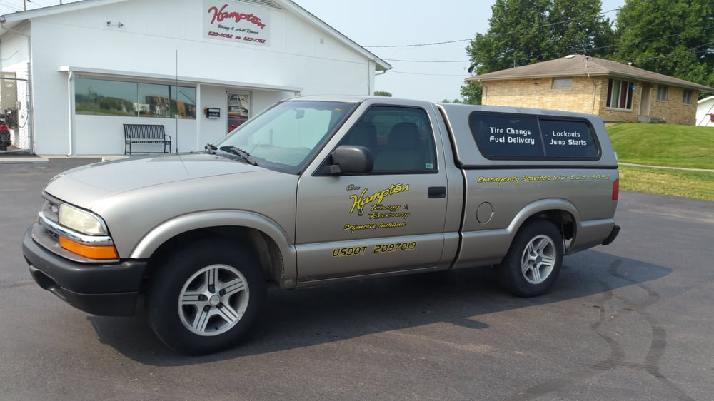 Photo of Hampton Auto Repair & Towing: Seymour, IN