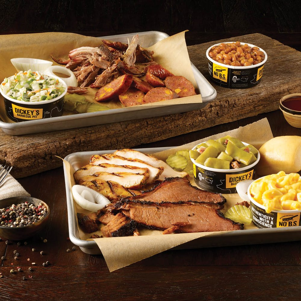Dickey's Barbecue Pit: 14720 E Sprague Ave, Spokane Valley, WA