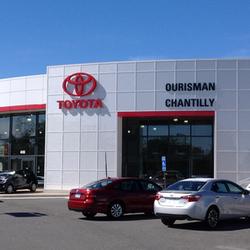 Ourisman Chantilly Toyota Scion Garages Chantilly Va