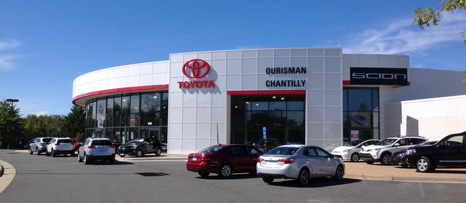 Ourisman Toyota Chantilly >> Photos For Ourisman Chantilly Toyota Scion Yelp