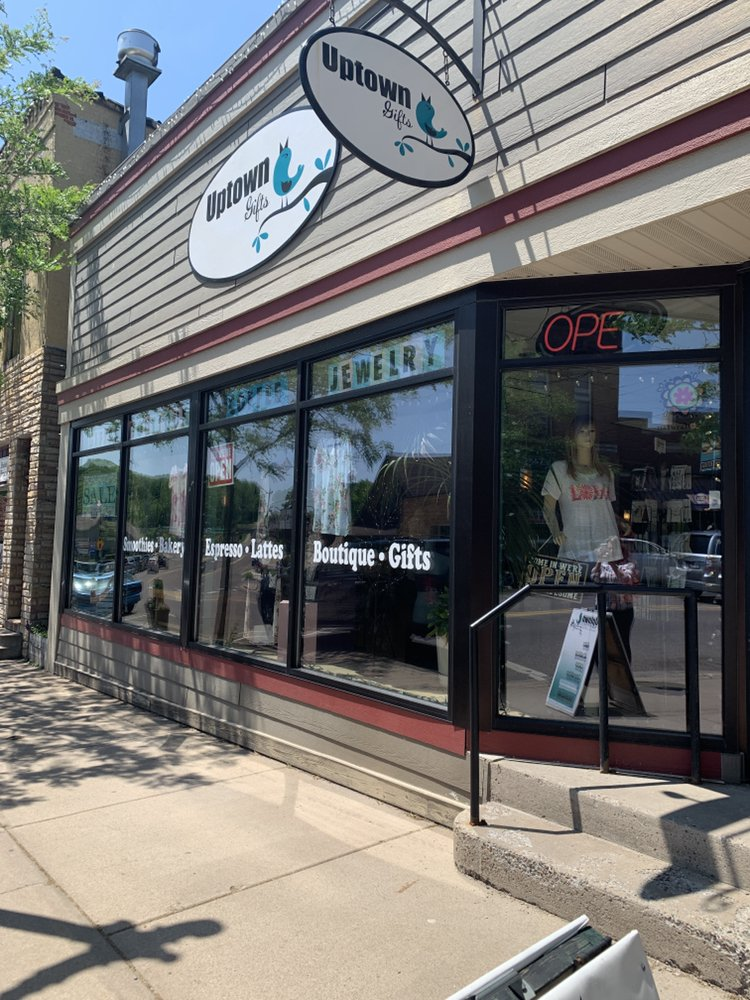 Uptown Gifts: 111 N Cascade St, Osceola, WI