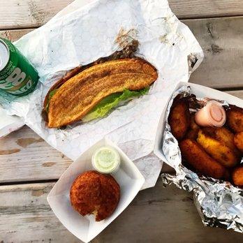 El Jibarito Food Truck Menu