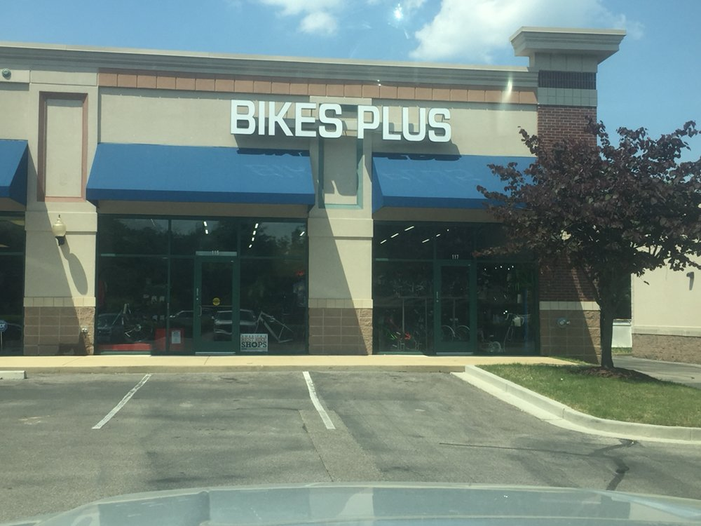 Bikes Plus