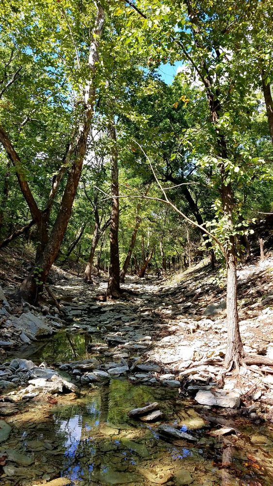Elk City State Park Hiking Trails: 4825 Squaw Creek Rd, Independence, KS