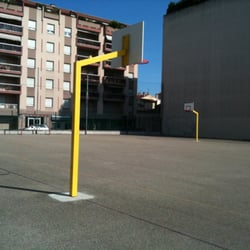 Terrain de sport monplaisir stade terrain de sport 9 for Terrain lyon