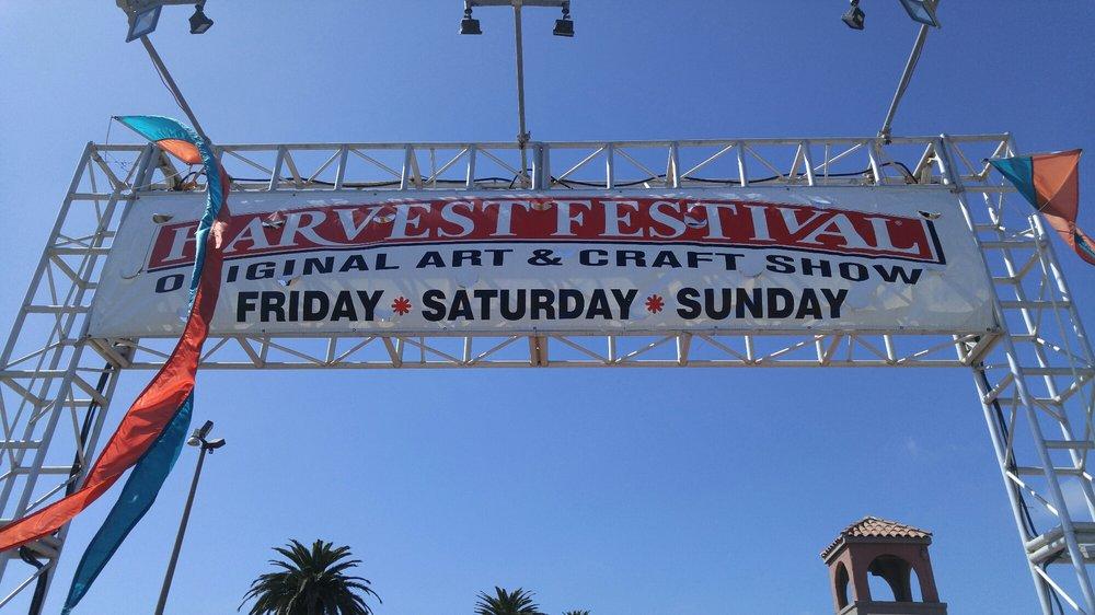 Harvest Festival Original Art and Craft Show: 10 W Harbor Blvd, Ventura, CA