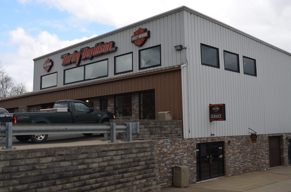 New Castle Harley Davidson: 4655 US 422, New Castle, PA